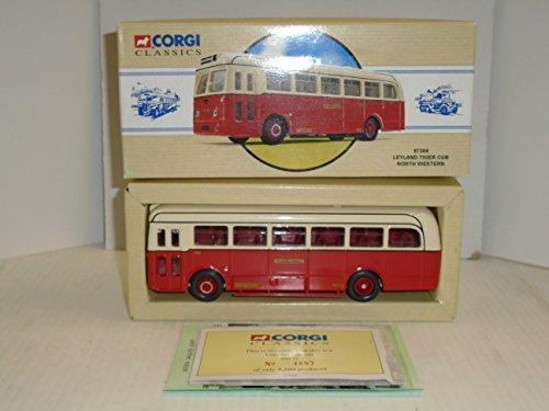Corgi Classics Public Transportation Leyland Tiger Cub North Western 97364 die cast vehicle ()