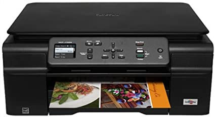 Brother DCP-J152W Printer Driver Download