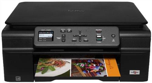 Brother Printer DCPJ152W Wireless Networking