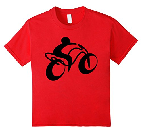 Red Racer Girl Costume (Kids OFFICIAL Motorcycle Racer Costume Kids, Men, Women T-Shirt 10 Red)
