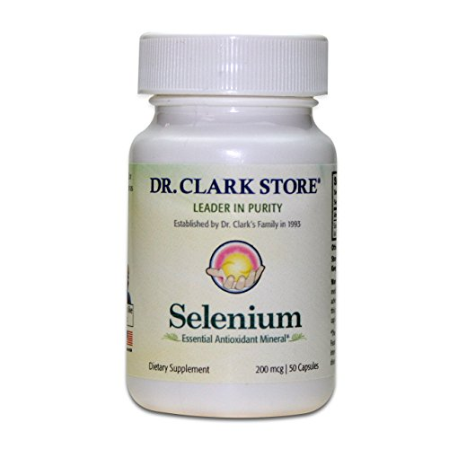 Dr. Clark Selenium Supplement,…
