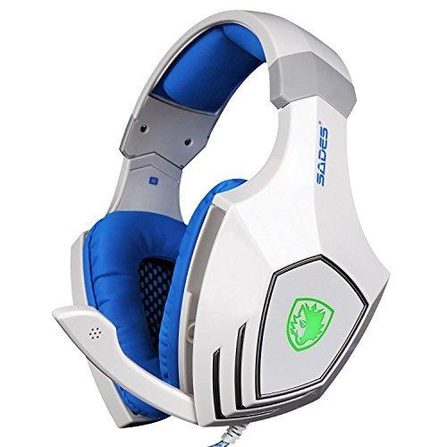 SADES AW80 Headset headphones Vibration