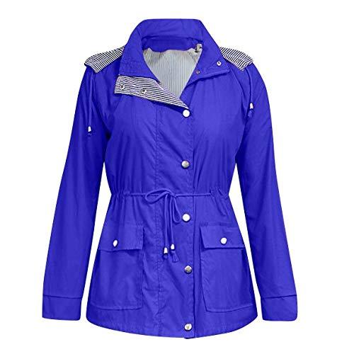 Cappotti e giacche da uomo acrilici lunghezza alla vita con
