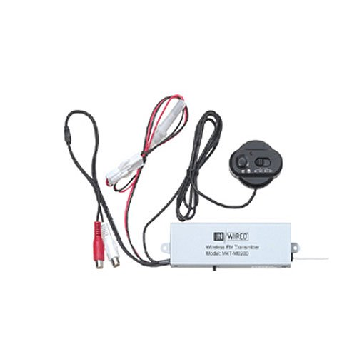 Unwired Technology Wireless FM Transmitter