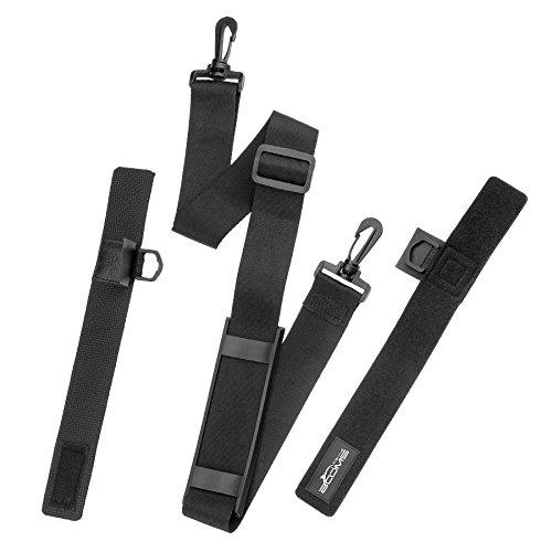 Booms Fishing RS4 Rod Carrier Strap Sling Shoulder Belt, -