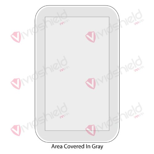 4 Pack VividShield Guard Google Nexus 10 Matte Anti-Glare Screen Protector