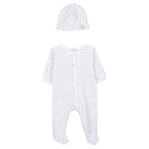 Absorba Baby hat White Dorsbian Sleeper Mixed blanco rUnxrFz