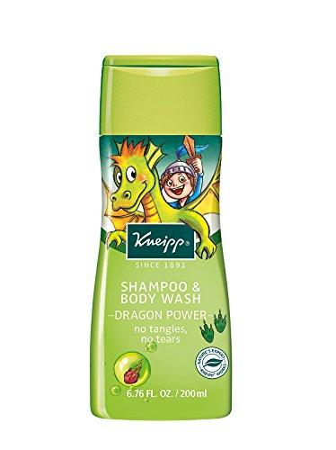 Kneipp Shampoo & Body Wash, Dragon Power, 6.76 Fl Oz