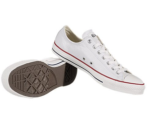 Converse Leather Optical White
