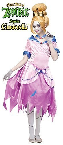 Once Upon a Time Cinderella Large 12-14 by Fun World