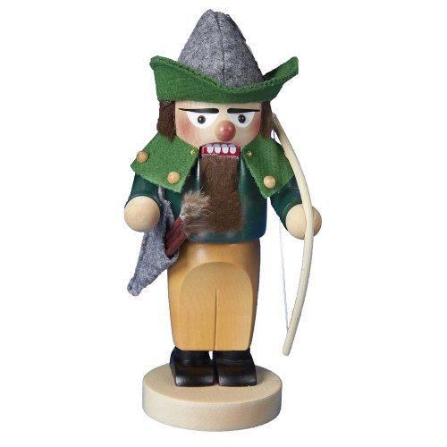 Steinbach Chubby Nutcrackers (Kurt Adler Steinbach Chubby Robin Hood Nutcracker, 10.5-Inch)