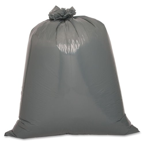 Maximum Strength Low-Density Resin Trash Can Liner, 45 gallon Capacity, 46