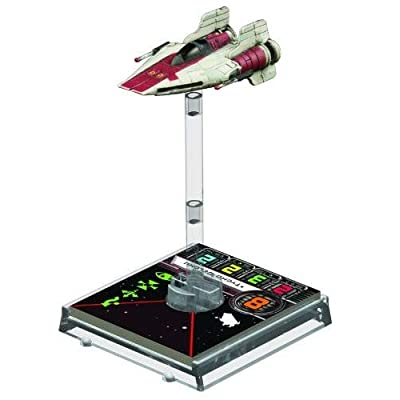 Star Wars: X-Wing - A-Wing: Fantasy Flight Games: Toys & Games