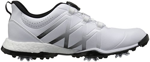 adidas Womens W Adipower Boost Boa Golf Shoe Ftwr White/Core Black/Core Black mcwDASO