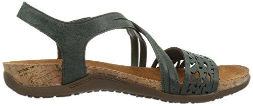 Bearpaw Women's Glenda Ankle Strap Sandals Marsh 7lRuhO0D
