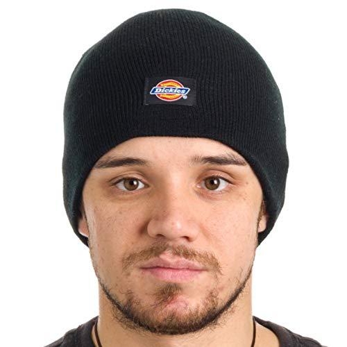 Dickies Core 874 Cuff Knit Beanie Watch Cap (Black - Cap Beanie 8.5