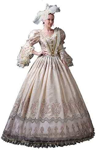 Home New Arrival Blue Rococo Baroque Marie Antoinette Ball Gown Dresses 18th Century Renaissance Historical Period Customes