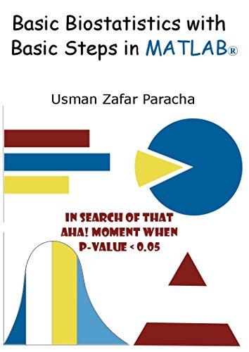 Basic Biostatistics with Basic Steps in MATLAB®, Usman Zafar