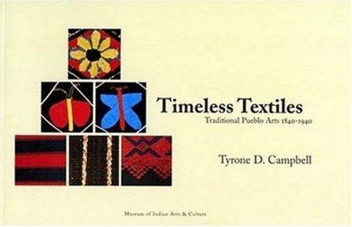 Timeless Textiles: Traditional Pueblo Arts (Costumes Pueblo Colorado)