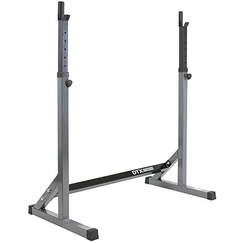 DTX Fitness Adjustable Height Squat Rack
