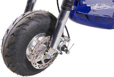 Amazon.com : X-Treme XG-550 50cc Gas Powered Scooter Black ...