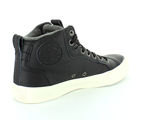 Black Egret Mid Asylum Converse Egret Shoes Black CnaA6vFwq