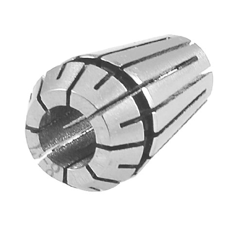 uxcell Stainless Steel 8mm-7mm Clamping Range ER16 Spring Collet Chuck 8 Mm Clamping Collet