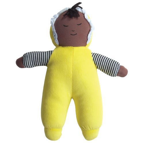 Children's Factory Baby's First Doll - African American Girl]()
