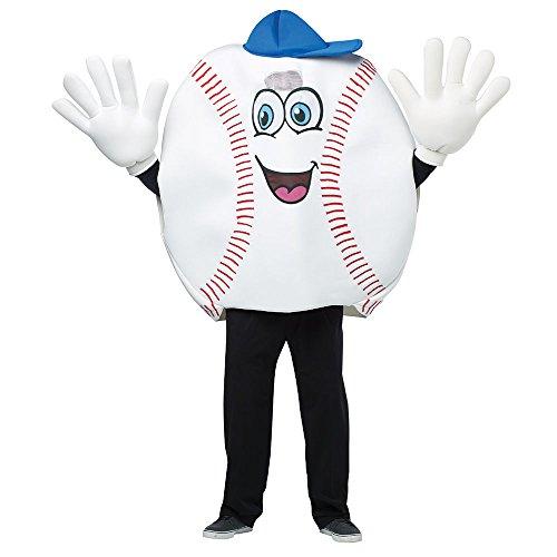 Rasta Imposta Baseball Mascot]()