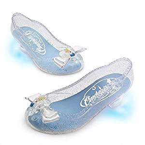 Amazon.com: Disney Store Cinderella Light Up Shoes/Costume