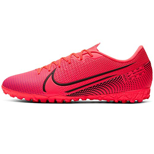 Nike Vapor 13 Academy Tf Mens Turf Soccer Shoe At7996-606 Size