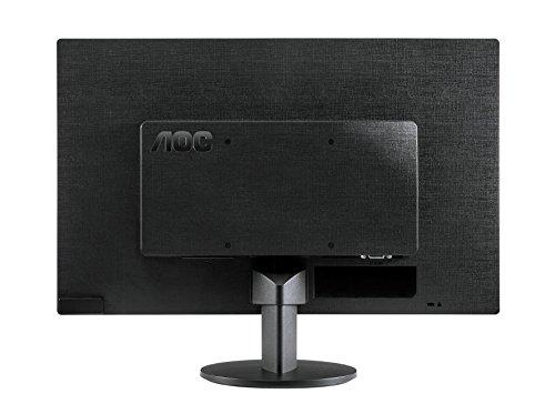 AOC e970swn 18.5-Inch LED-Lit Monitor, 1366 x768 Resolution, 5ms, 20M:1 DCR, VGA, VESA by AOC (Image #1)