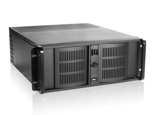 (iStar D Storm D-400 4U Rackmount Server Chassis)