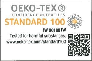 ClevereKids Langes b/éb/é en mousseline de coton color/ées double tissage Lot de 10 70 x 80 cm Blue-Grey Star certifi/é Oeko-Tex Standard 100