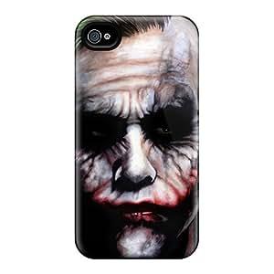 New Joker Tpu Case Cover, Anti-scratch UealZLs3491 Phone Case For Iphone 4/4s