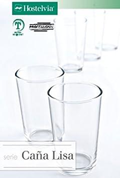 Hostelvia - Vasos caña Lisa 9 tensionado caja-24