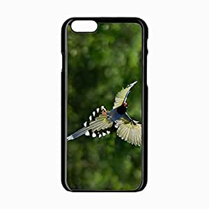 iPhone 6 Black Hardshell Case 4.7inch wings bokeh background Desin Images Protector Back Cover by mcsharks