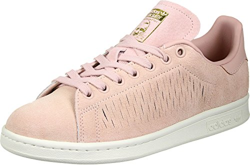 Adidas Damen Stan Smith Sneaker Roze