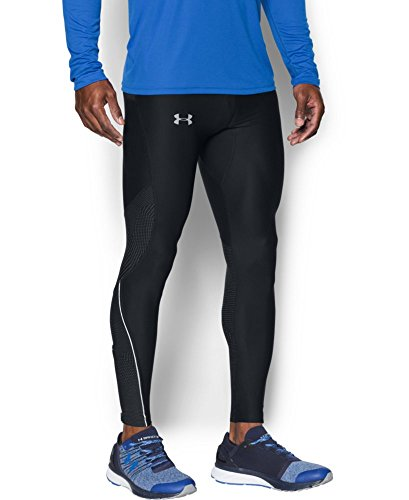 Under Armour Men's No Breaks Printed Run Leggings