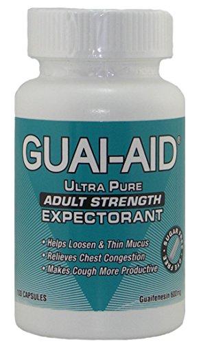 Relief Mucus Expectorant (100 Guai-Aid® 600mg