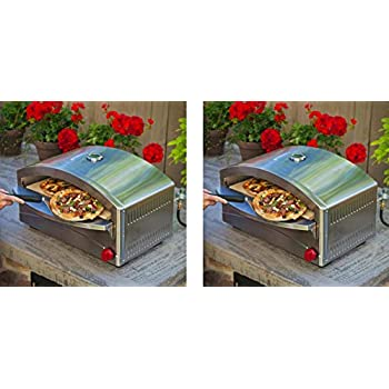 Amazon.com: Camp Chef Italia - Horno de pizza artesanal ...