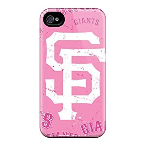 Modernlistyle Fashion Protective San Francisco Giants Cases Covers For Iphone 6 Plus