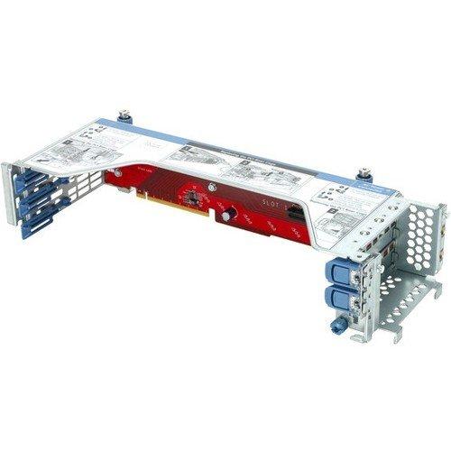Price comparison product image HP DL380 Gen9 Secondary 3 Slot GPU Ready Riser Kit