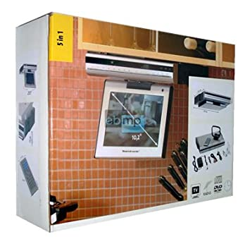 Diverse XXL Unterbau DVB-T+Radio+DVD+CD+25,91cm =: Amazon.de ...