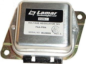 Lamar Voltage Regulator 14v Dgr6 1 Amazon Com Industrial