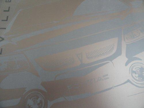 Bonneville Pontiac Brochure Sales (2001 Pontiac Bonneville Sales Brochure)