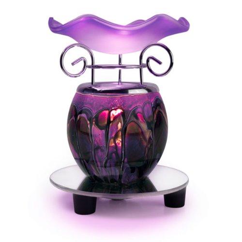 1 X Purple Tie Dye Electric Oil Warmer w - Burners Tart Warmers Oil Burner Shopping Results