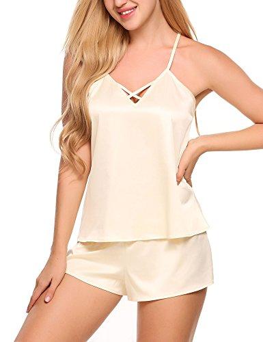 ekouaer-strappy-sexy-satin-pajama-shorts-set-silk-two-piece-sleepwear-for-women