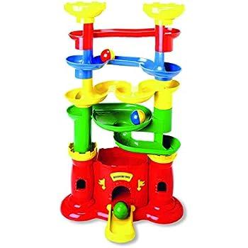 Amazon.com : Ball Drop Educational Toy with Bridge ...