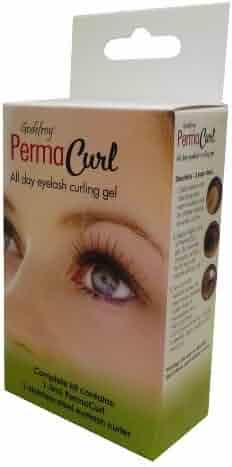 252e950b5be Godefroy 2 Piece Permacurl Kit (All Day Eyelash Curling Gel Plus Stainless  Steel Eyelash Curler